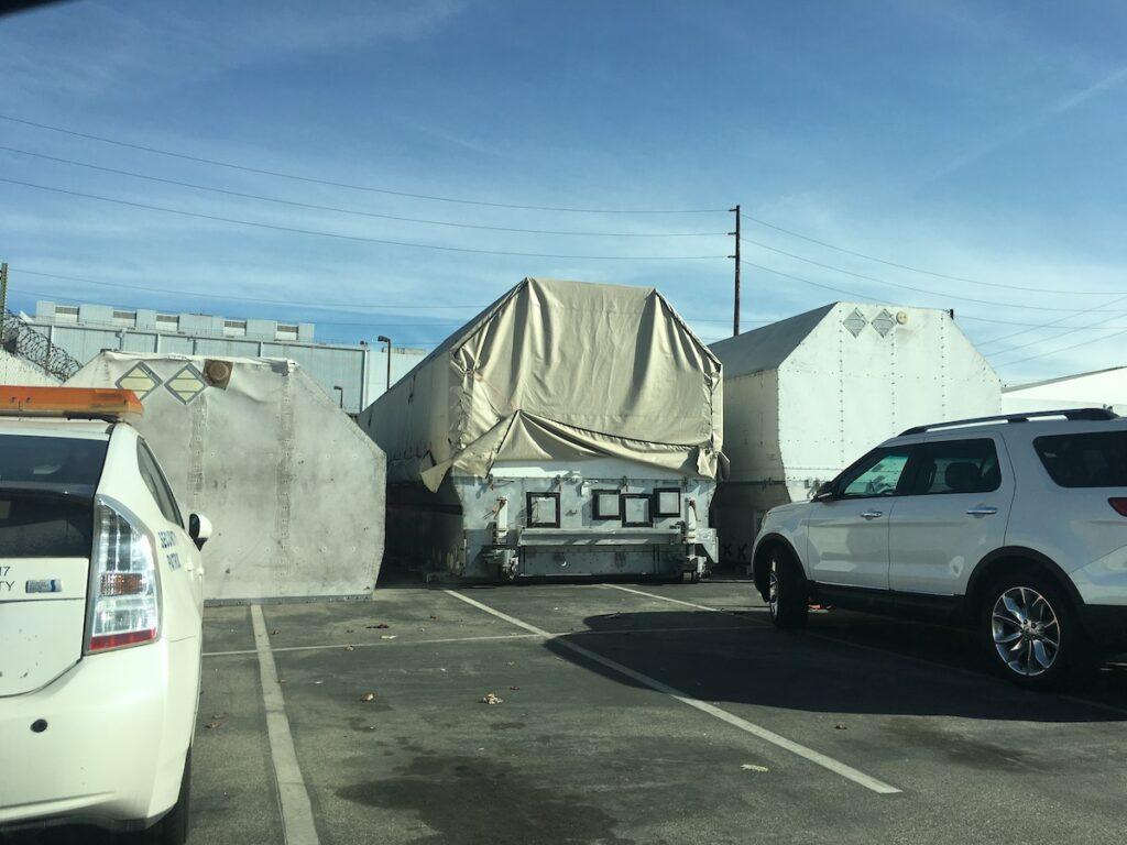 Big Industrial Tanks