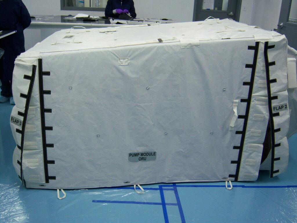 multilayer insulation pump module