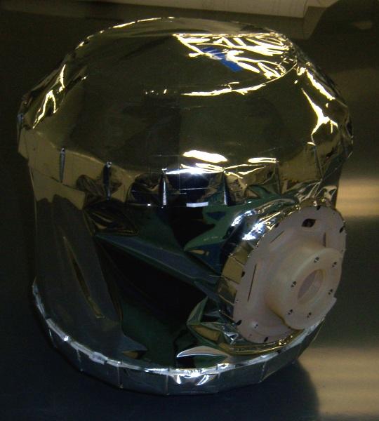 cryogenic tank noprotrusions