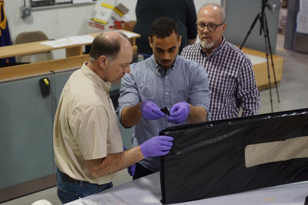 aerospace fabrication employees